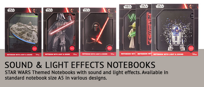 Star Wars  Notebooks