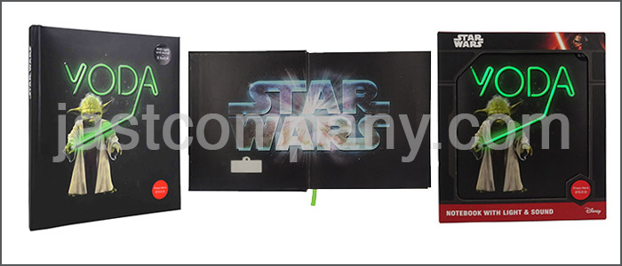 Star Wars Notebook 39