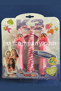 K3 Musical Skipping Rope